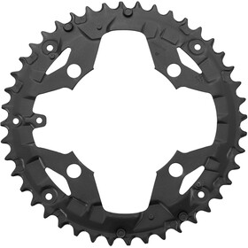 Shimano Alivio FC-T4060 Chain Ring for KSR 44 Teeth black